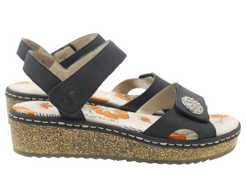 Sandały Rieker V03J6 14 w sklepie