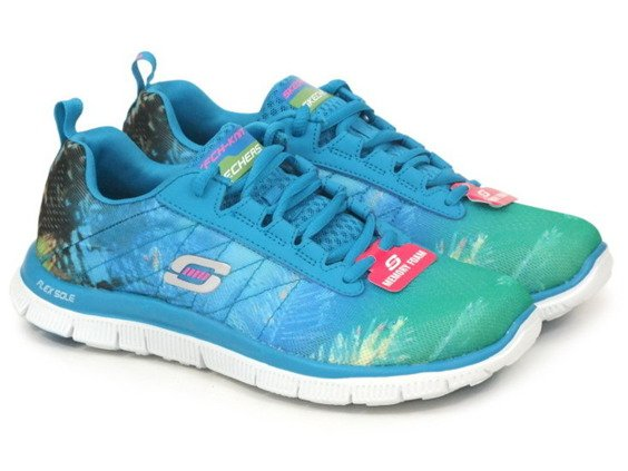 Buty Skechers Trade Winds 12056/TURQ